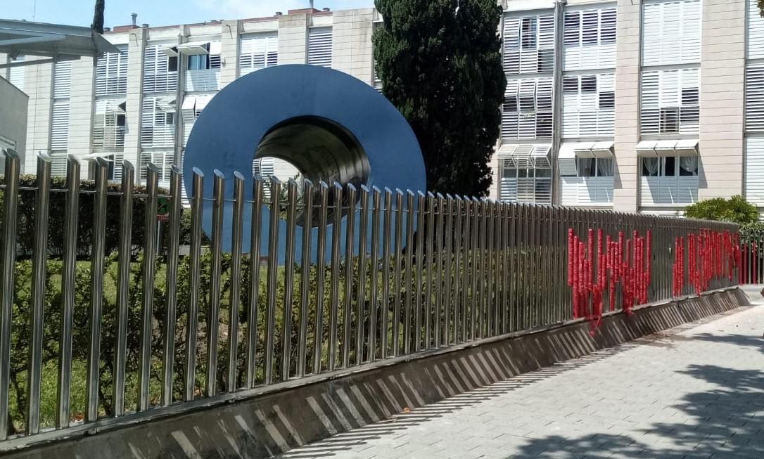 Tancament Barrotes llarg
